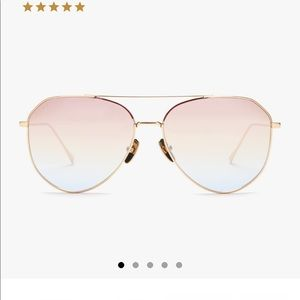NEW Diff Eyewear Dash Sunglasses